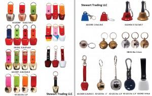 Keychain Bells